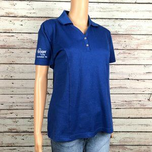 Kroger Grocery Stores Customer First Polo Shirt